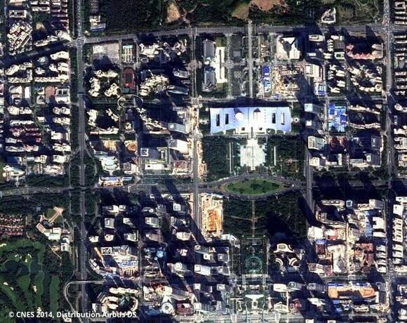 How To Get High Resolution Satellite Images For Your Needs