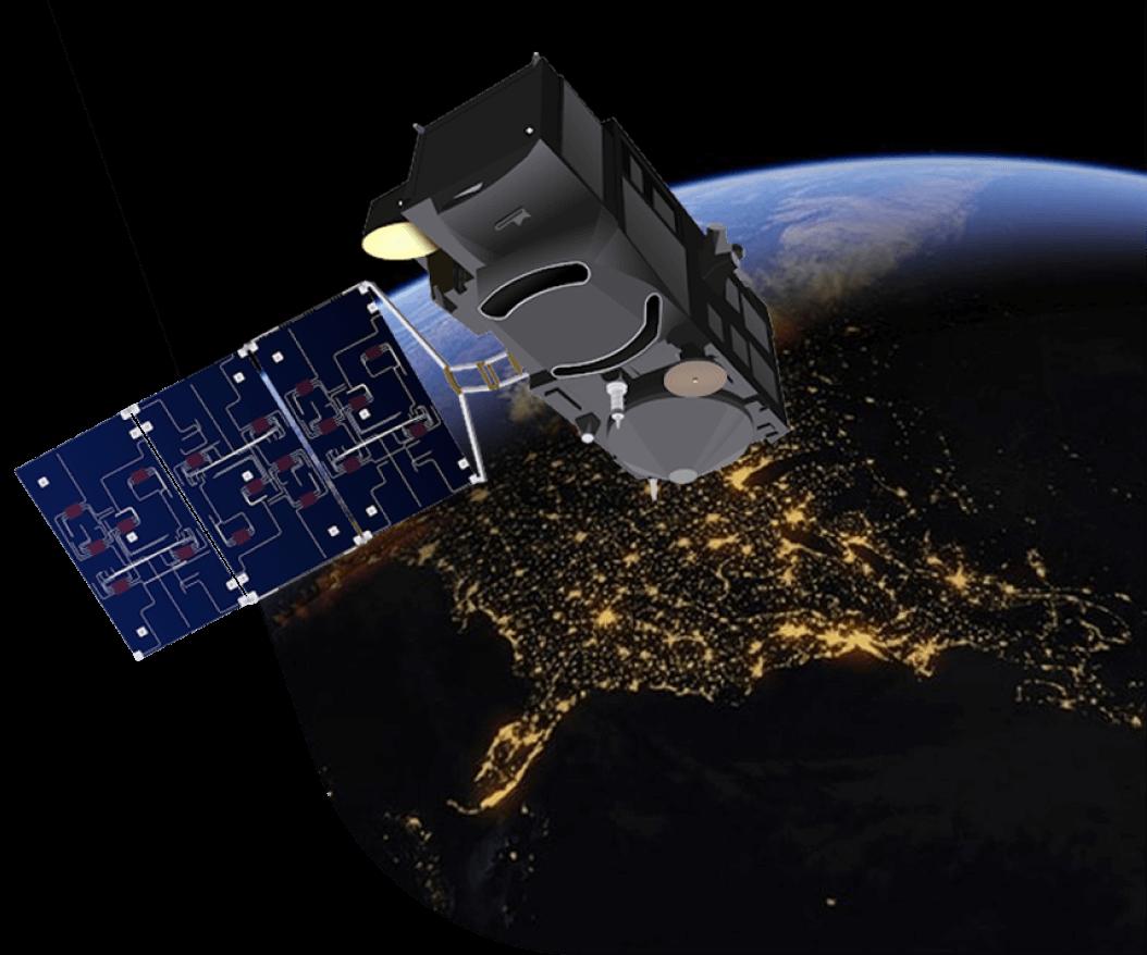 использование спутниковых данных в различных отраслях
